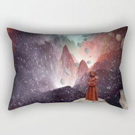 Soul Traveler Rectangular Pillow