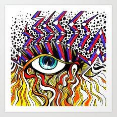 TITANEYE Art Print