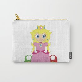 Princess Peach Carry-All Pouch