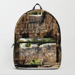 Greek Ruins Backpack