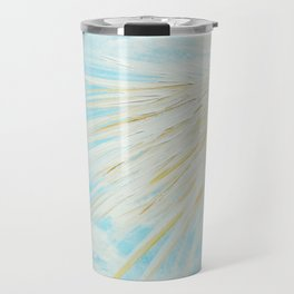 It's Impossible to Outgive God Travel Mug