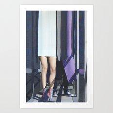 Elle #9 Art Print