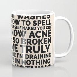 The Holy Bible Coffee Mug