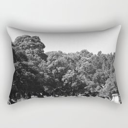 From the earth to the sky Rectangular Pillow