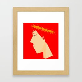 Thorn Framed Art Print
