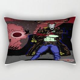 """"""" Outlaw Widigo Wales"""" Darrell Merrill Rectangular Pillow"""