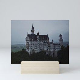 Schloss Neuschwanstein Mini Art Print