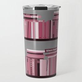 TBR Shelf Travel Mug
