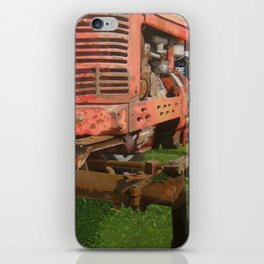 """Ole Faithful - Farmall """"H"""" iPhone Skin"""