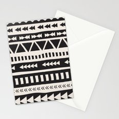 Boho style pattern Stationery Cards