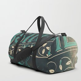 Deadly Absinthe Duffle Bag
