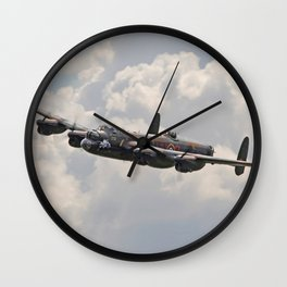 Lancaster - Memorial Flight Wall Clock
