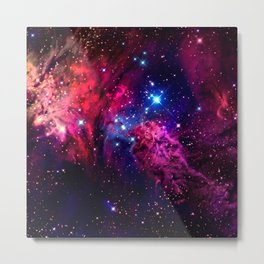 Galaxy! Metal Print
