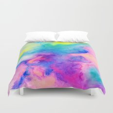 Love and Some Verses Duvet Cover