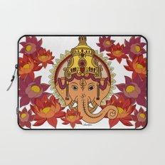 Lord Ganesha Laptop Sleeve