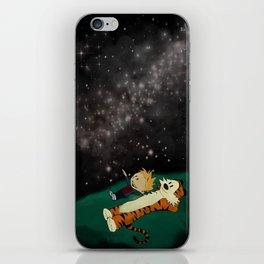 Star Gazing Buddies  iPhone Skin