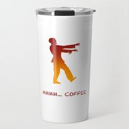 Zombie Coffee Travel Mug