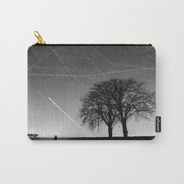 Rain Stars Carry-All Pouch