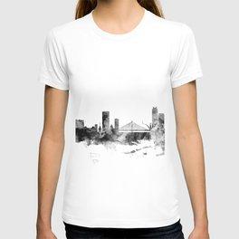 Liege Belgium Skyline T-shirt