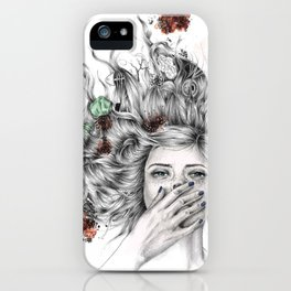 It Overflows iPhone Case