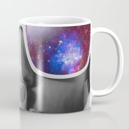 Galaxy Girl Coffee Mug