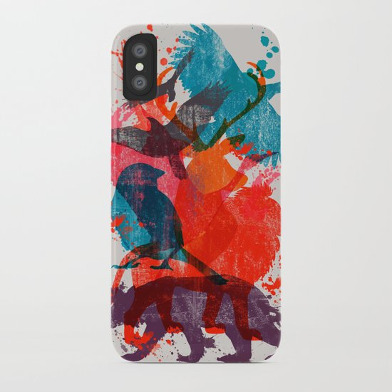 It's A Wild Thing iPhone Case