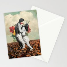 I love you en ingle' también Stationery Cards