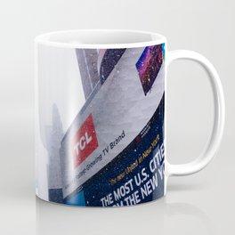 Snowy Times Square, NYC 2 Coffee Mug