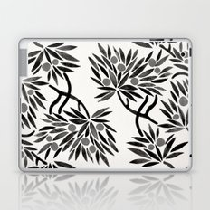 Bonsai Fruit Tree – Black Palette Laptop & iPad Skin