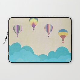 hot air balloons Laptop Sleeve