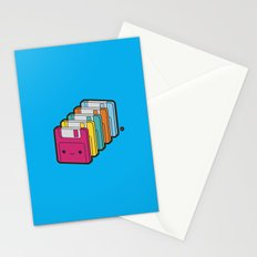 1.44MB Rainbow Stationery Cards
