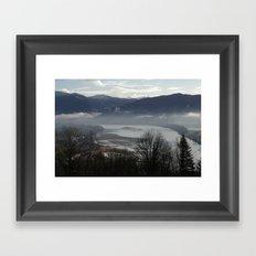 Mission B.C. Framed Art Print