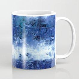 Saltwater Silk Blue Coffee Mug