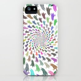 Corvids Forever iPhone Case