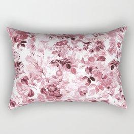 fleuri en rose Rectangular Pillow
