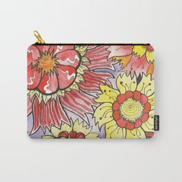Floral Design 1 Carry-All Pouch