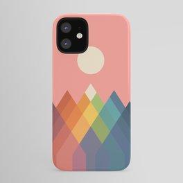 Rainbow Peak iPhone Case
