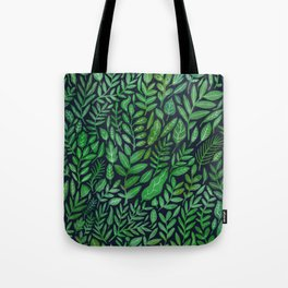 All the Greens Tote Bag