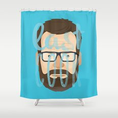 Breaking Bad: Last cook Shower Curtain