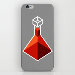 Hi-Potion iPhone Skin