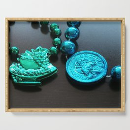 In Praise of Bacchus Serving Tray