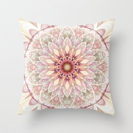 Mandalas for Times of Transition 26 Throw Pillow