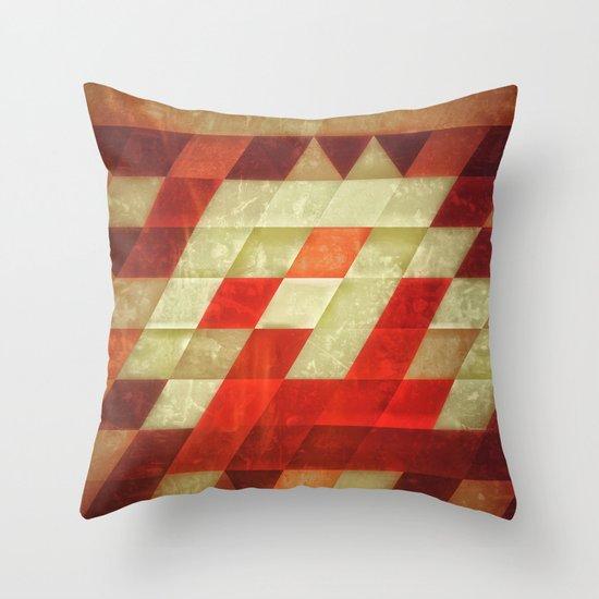ryd_gyld Throw Pillow