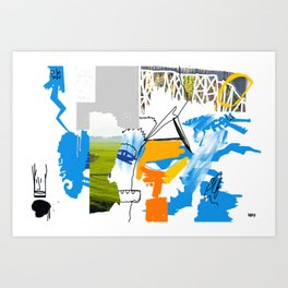 Another one 2 Art Print