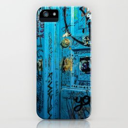 life = tits motorboat it iPhone Case