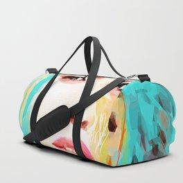 Digital Drawing #44 - Fashion Icon Duffle Bag