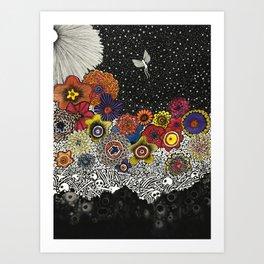 Rebirth Art Print