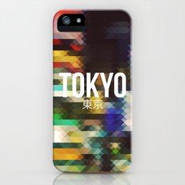 Tokyo - Cityscape iPhone Case