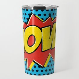 Wow! Travel Mug