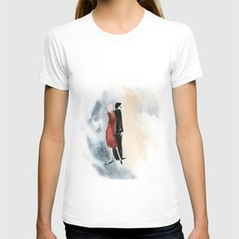 Love Story n.5 - Back to Back T-shirt